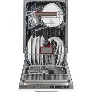 Blomberg LDVS2284 Integrated Slimline Dishwasher with 10 Place Settings