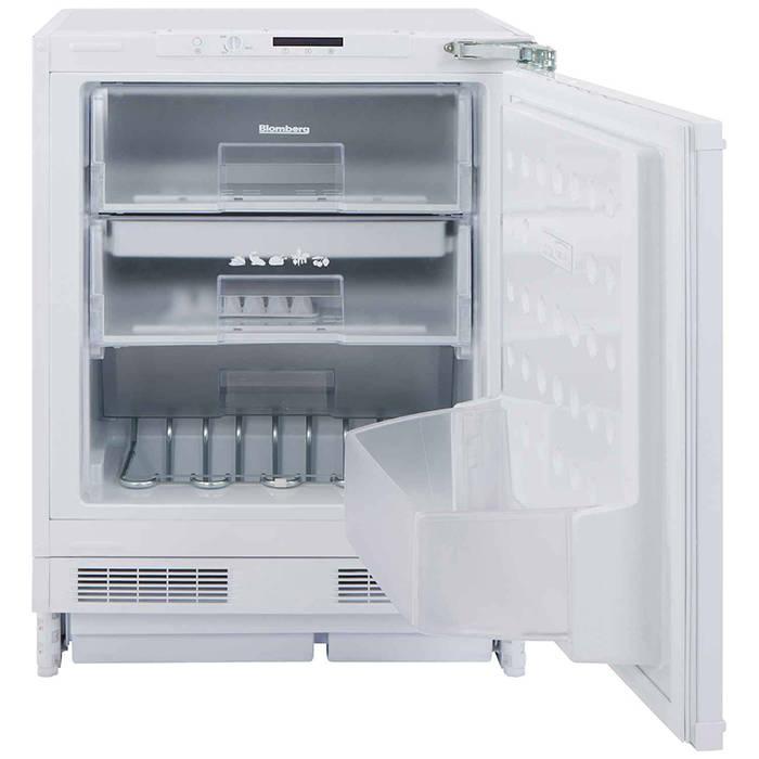 Blomberg Fse1630u Integrated Undercounter Freezer With 3
