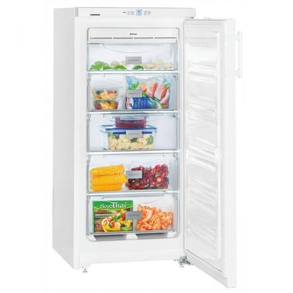 Liebherr GNP1913 Freestanding Freezer NoFrost with 5 Drawers 60cm