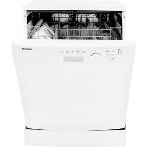Blomberg GSN9123W Freestanding Dishwasher 12 Place Settings and Cutlery Basket