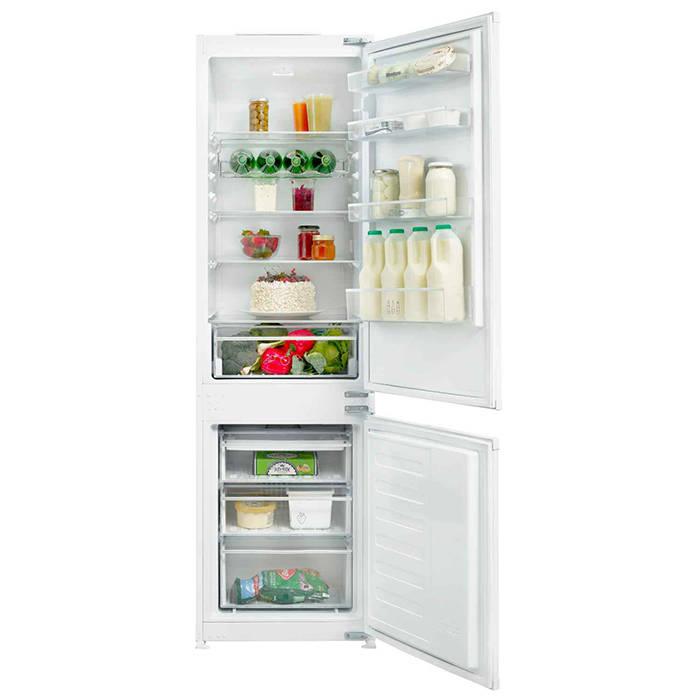 blomberg knm4551i integrated fridge freezer frost free. Black Bedroom Furniture Sets. Home Design Ideas