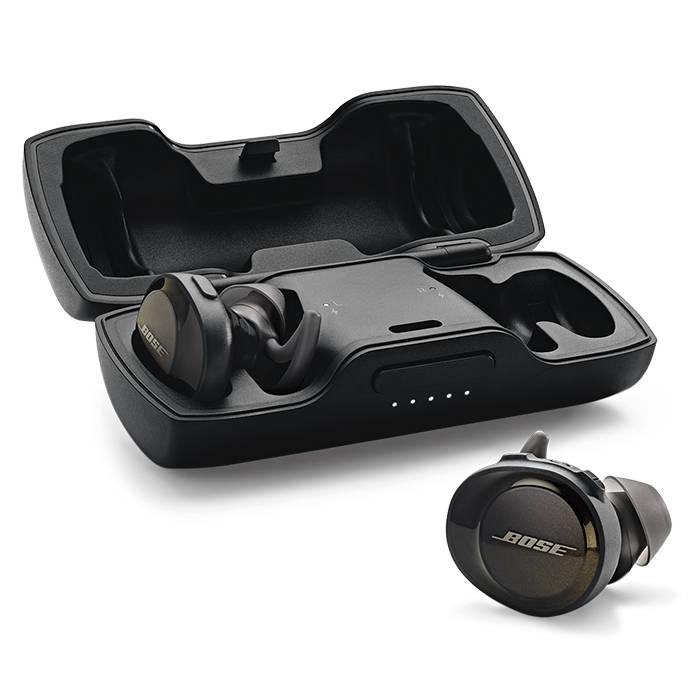 Bose SoundSport Free Wireless Headphones Black