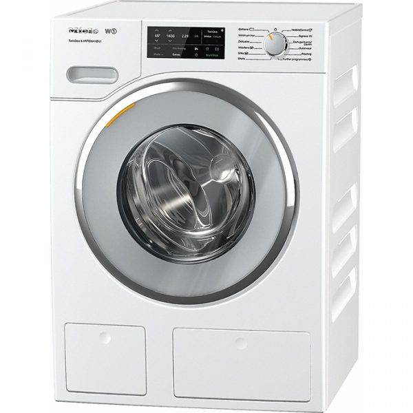 Miele WWE760 TDos & WiFi Washing Machine 8kg with TwinDos