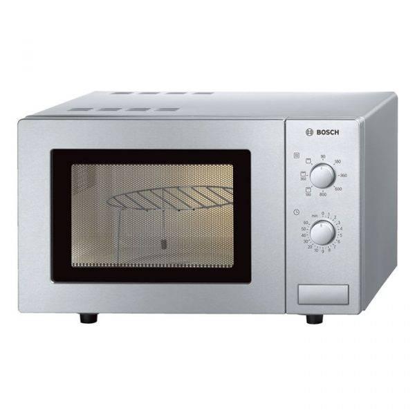 Bosch HMT72G450B Freestanding Microwave 800w with Quartz Grill 1000w