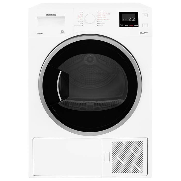 Blomberg LTH3842W Tumble Dryer 8kg Heat Pump
