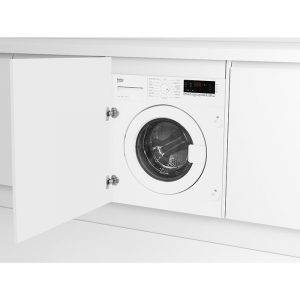 Beko WIC74545F2 Built in Washing Machine 7kg Load 1400 Spin