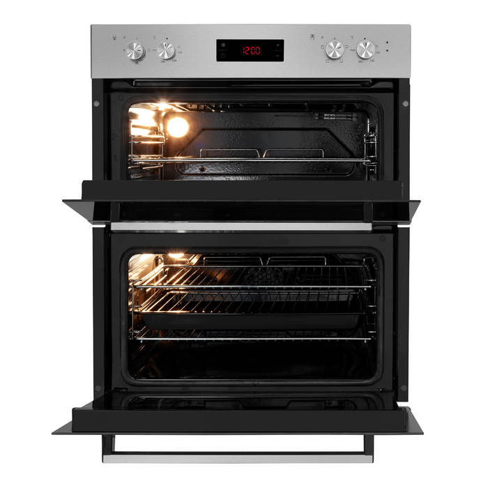 beko ctf22309x built in double electric oven gerald giles. Black Bedroom Furniture Sets. Home Design Ideas