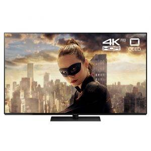 Panasonic TX55FZ802B 55 inch 4K Ultra HD OLED Smart TV with Studio Colour and Pro HDR10+