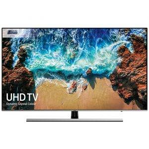 Samsung UE65NU8000 65 inch 4K Ultra HD Certified Crystal Colour HDR 1000 Smart LED TV