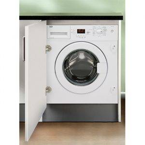 Beko WMI71441 Integrated Washing Machine 7kg Capacity 1400 Spin Speed