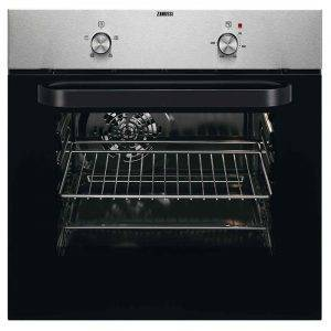 Zanussi ZZB30401XK Built-in Electric Single Oven 53l