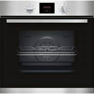 Neff B1HCC0AN0B Built-in Single Electric Oven with CircoTherm