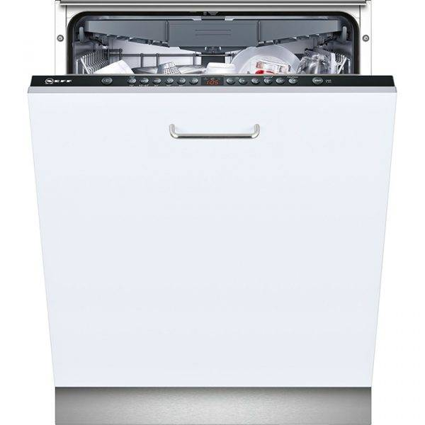 Neff S513M60X2G Built-in Dishwasher with 14 Place Settings and Cutlery Drawer