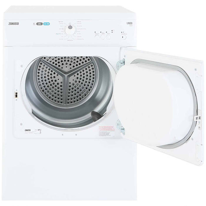 Zanussi ZTE7101PZ Vented Tumble Dryer 7kg