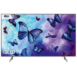 Samsung QE65Q6FNA 65 inch QLED Certified Ultra HD Premium HDR1000 Smart 4K TV