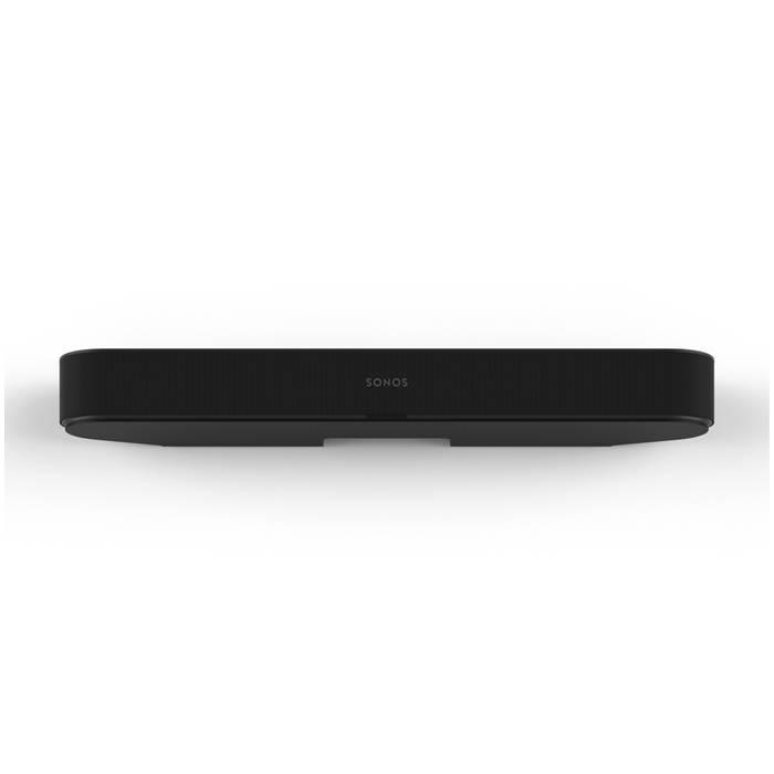 Sonos BEAM Black Compact Smart Soundbar with Amazon Alexa voice control