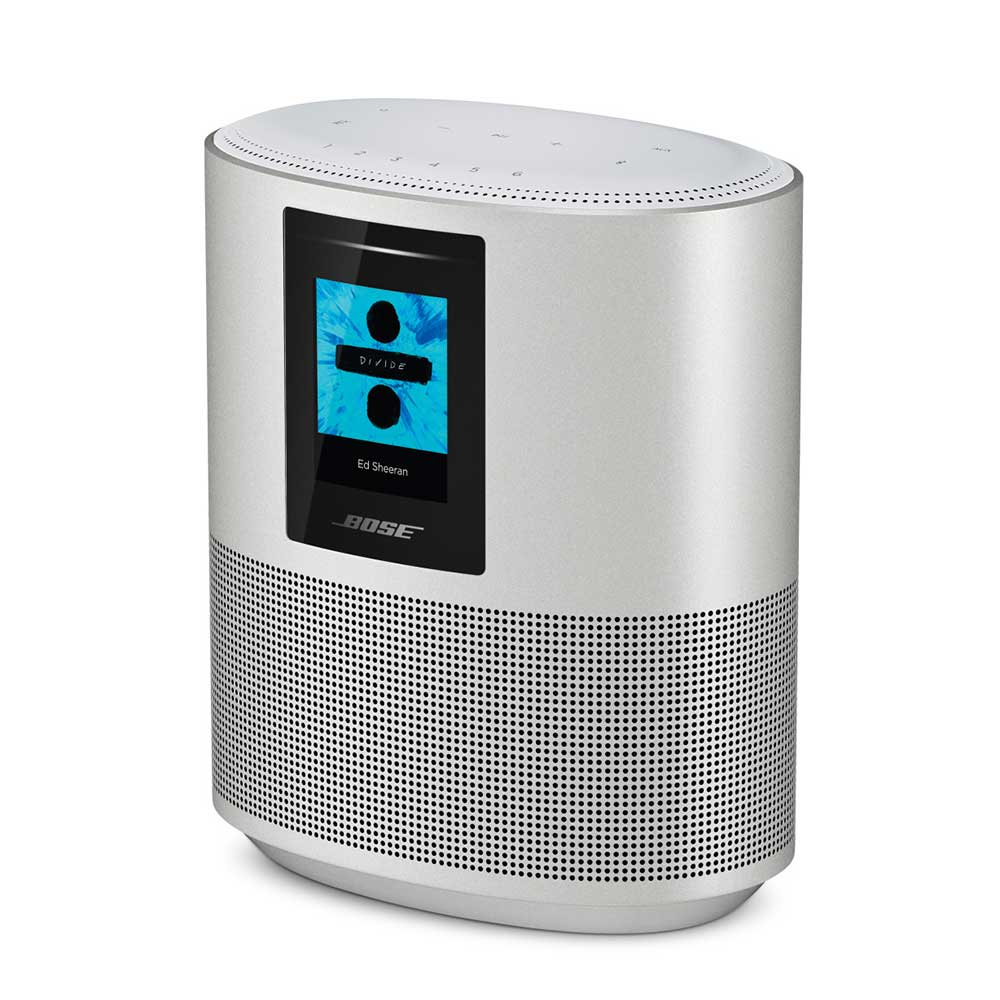 Bose Home Speaker 500 Silver Luxe Wireless Music