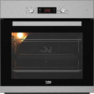Beko CIM91X Built in Electric Single Multifuction Oven