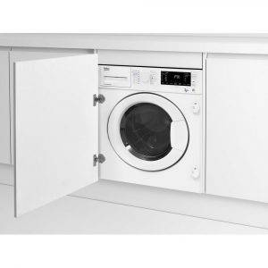Beko WDIC752300F2 Built in 1200 Spin Washer Dryer