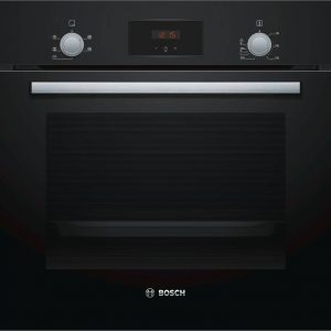 Bosch HHF113BA0B Single MultiFunction Oven -Black