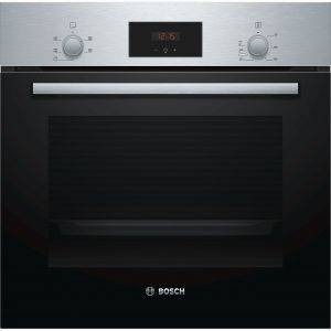 Bosch HHF113BR0B Built-in Single Oven 66 litres