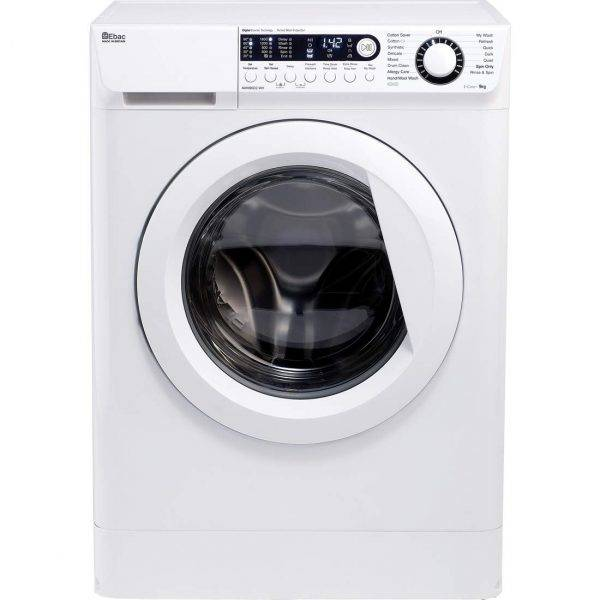Ebac AWM96D2 9Kg 1600 Spin Washing Machine