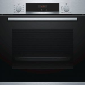 Bosch HBS573BS0B Single Built in MultiFunction Oven Serie 4
