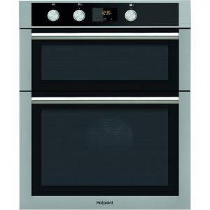 Hotpoint DD4544JIX Built in Electric Double Oven