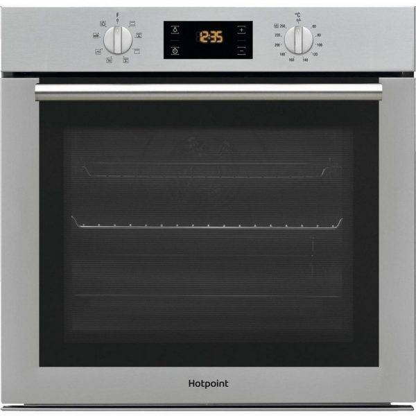 Hotpoint SA4544CIX Built in Electric Single Oven