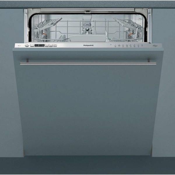 Hotpoint HEIC3C26C Built in 14 Place Settings Dishwasher