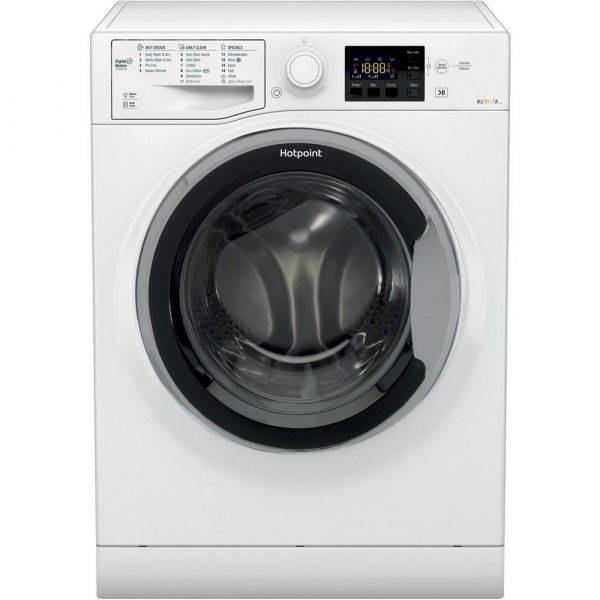 Hotpoint RG8640W Washer Dryer 1400 Spin 8kg Wash 6kg Dry