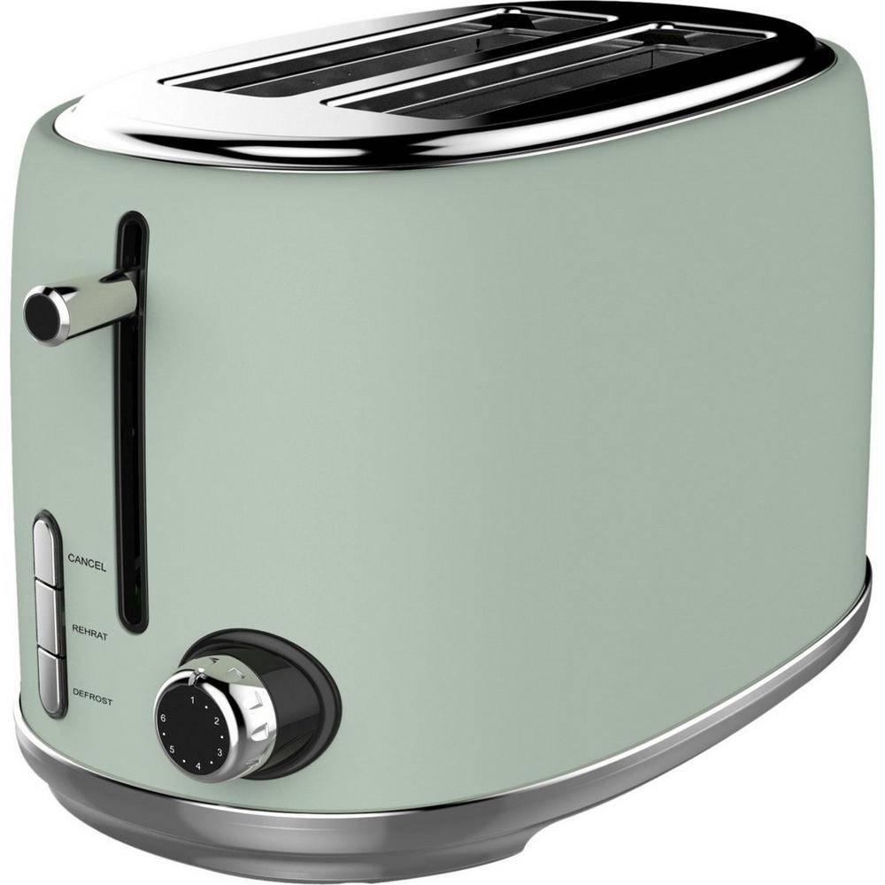 Linsar Ky865 Green Toaster 2 Slice Gerald Giles