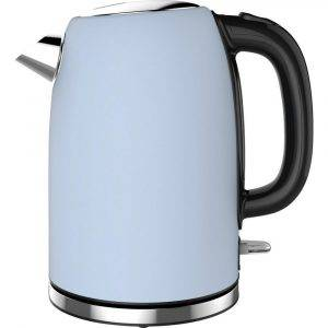 Linsar JK115 Blue Electric Jug Cordless Kettle 1.7L