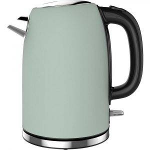 Linsar JK115 Green Electric Jug Cordless Kettle 1.7L