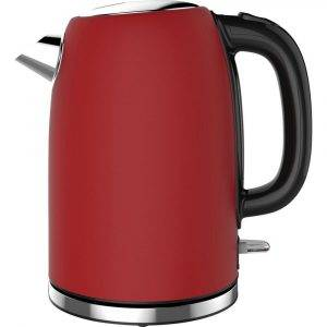 Linsar JK115 Red Electric Jug Cordless Kettle 1.7L