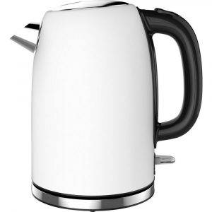 Linsar JK115 White Electric Jug Cordless Kettle 1.7L