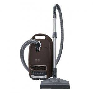 Miele Complete C3 Total Solution Cylinder Vacuum with Turbo Brush, Hepa filter