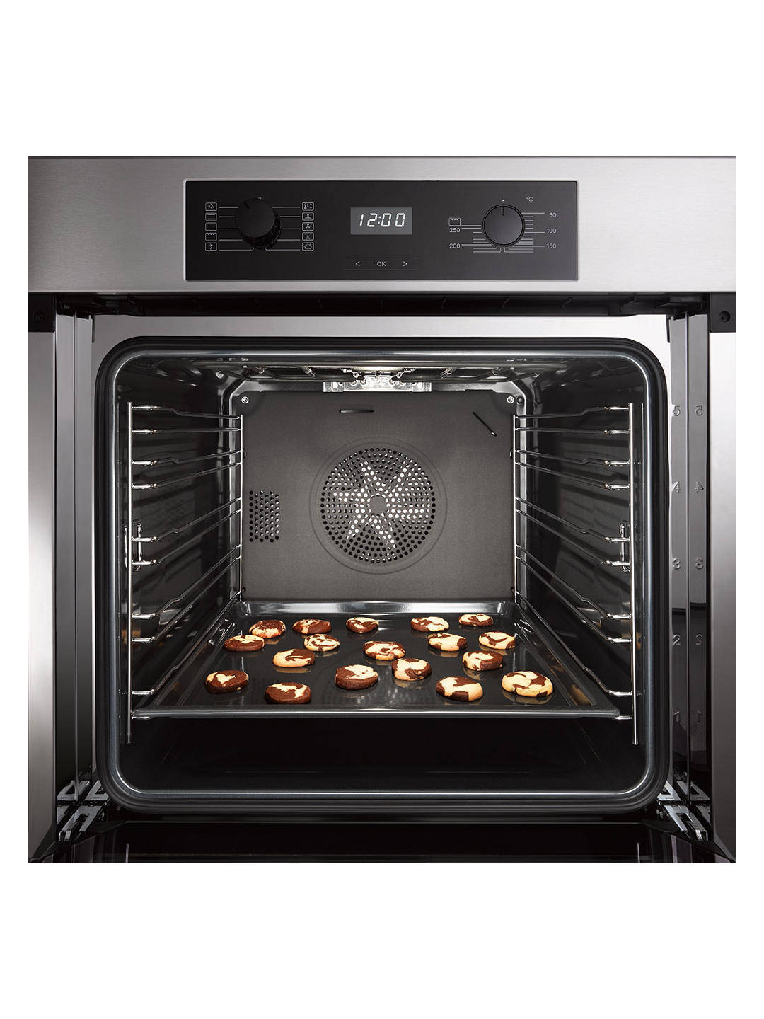 Miele H2265BP Single MultiFunction Pyrolytic Oven