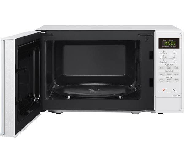 Panasonic NNE27JWMBPQ 800w Microwave Oven 20 Litre