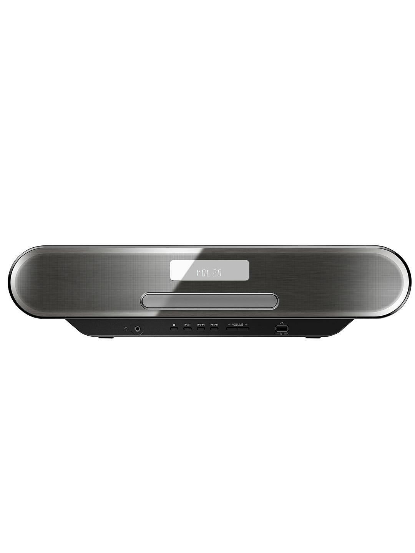 Panasonic Scrs52ebk Bluetooth Micro Hifi Cd System 40w