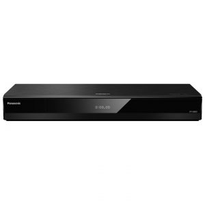 Panasonic DPUB820EBK 4k Ultra HD Blu-Ray Player with HDR10+ Dolby Vision