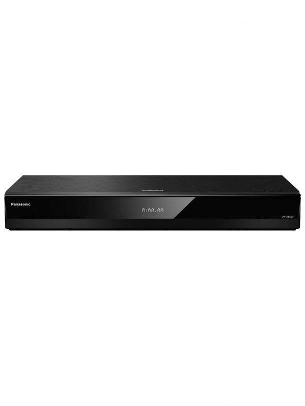 Panasonic DPUB820EBK 4k Ultra HD Blu-Ray Player with HDR10+ Dolby Vision