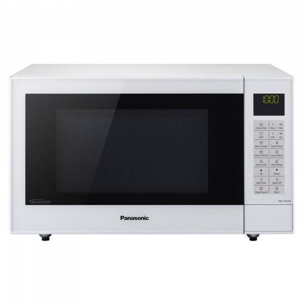 Panasonic NNCT54JWBPQ Microwave Oven 1000w with Grill