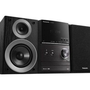 Panasonic SCPM602EBK 40W Micro HI-FI CD System With DAB