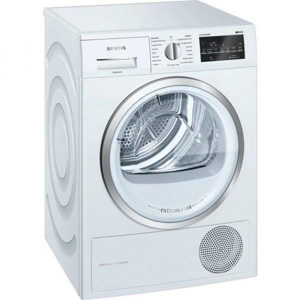 Siemens extraKlasse WT45W492GB Heat Pump Tumble Dryer 9kg