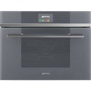 Smeg SF4104VCS Compact Steam Combination Oven With Touch Controls