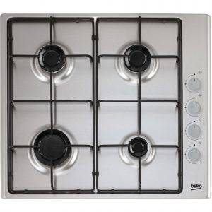 Beko CIHG21SX Gas Hob Side Controls