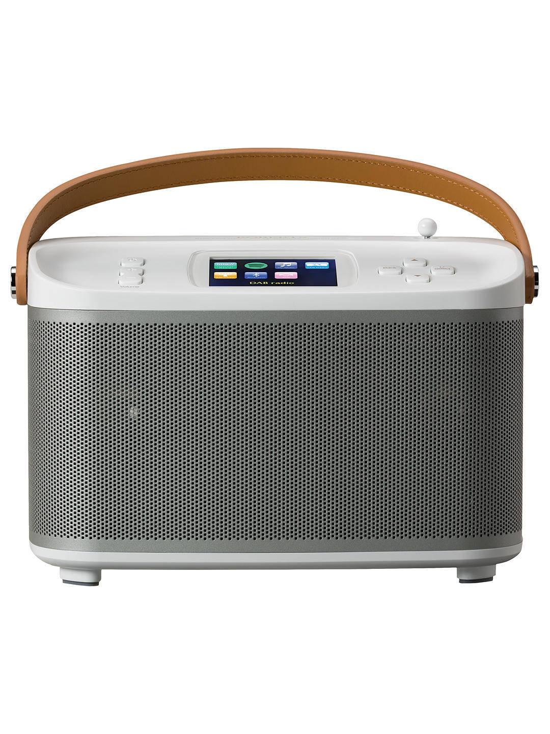 Roberts Radio R100 Wireless Speaker With Dab Dab Fm