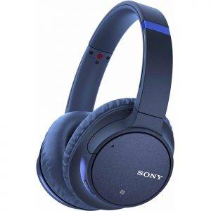 Sony WHCH700NLCE7 Wireless Noise Cancelling Headphones
