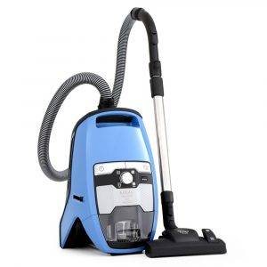 Miele Blizzard CX1 Powerline Bagless Cylinder Vacuum Cleaner With EcoTeQ Floorhead SKRF3